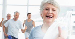 פעילות גופנית בגיל המעבר